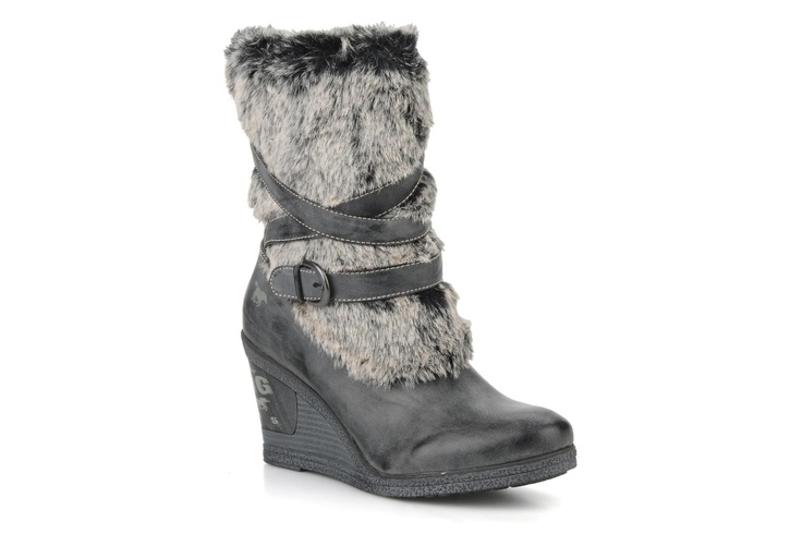 Gaspia Boots - Mustang