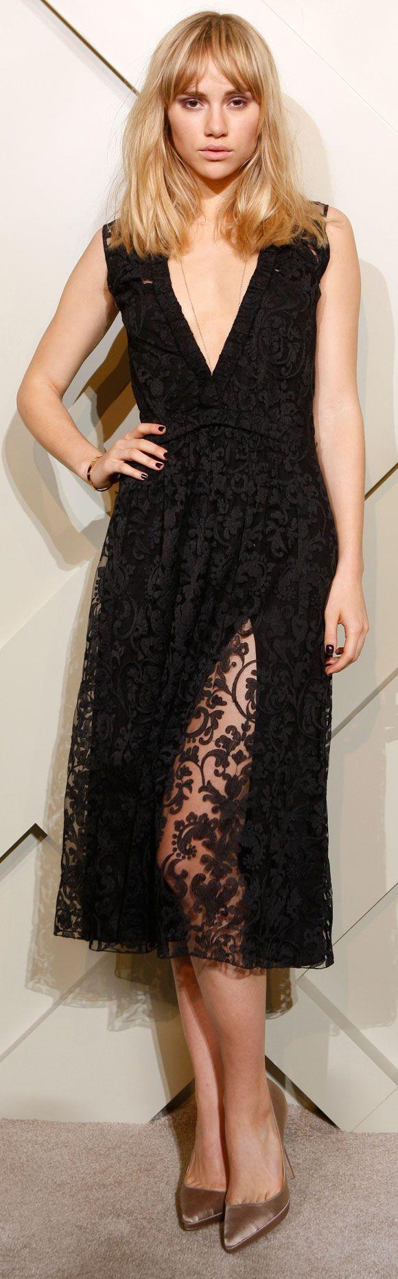 A modelo e atriz britânica Suki Waterhouse conta seus segredos de beleza....