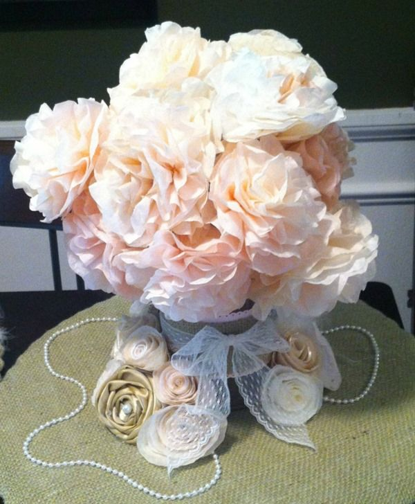 17 Best images about coffee filter flowers on Pinterest | Purple ...
