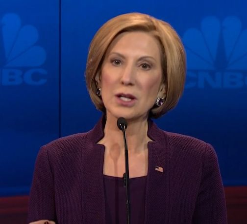 Carly Fiorina: Sure, I'm A Liar, But Argle Bargle Liberal Media Grrr Argh... Read more at http://wonkette.com/595572/carly-fiorina-sure-im-a-liar-but-argle-bargle-liberal-media-grrr-argh#e4UK2Dv02S4hqEvO.99
