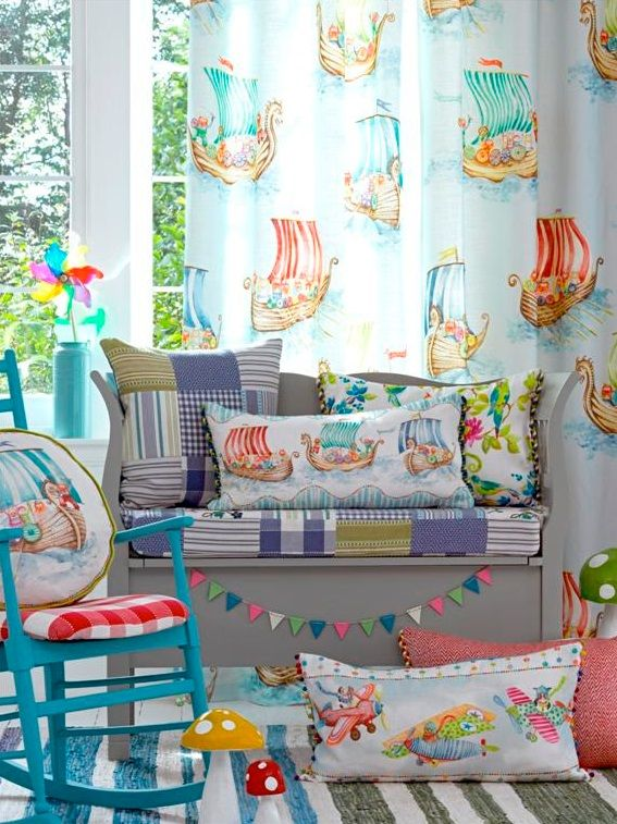 25 Best Interior Textile For The Kids Images On Pinterest