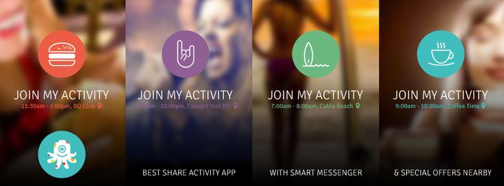 join my activity with mobil app Ijoin - best share activity app