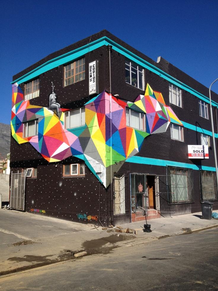 Albert Street facade