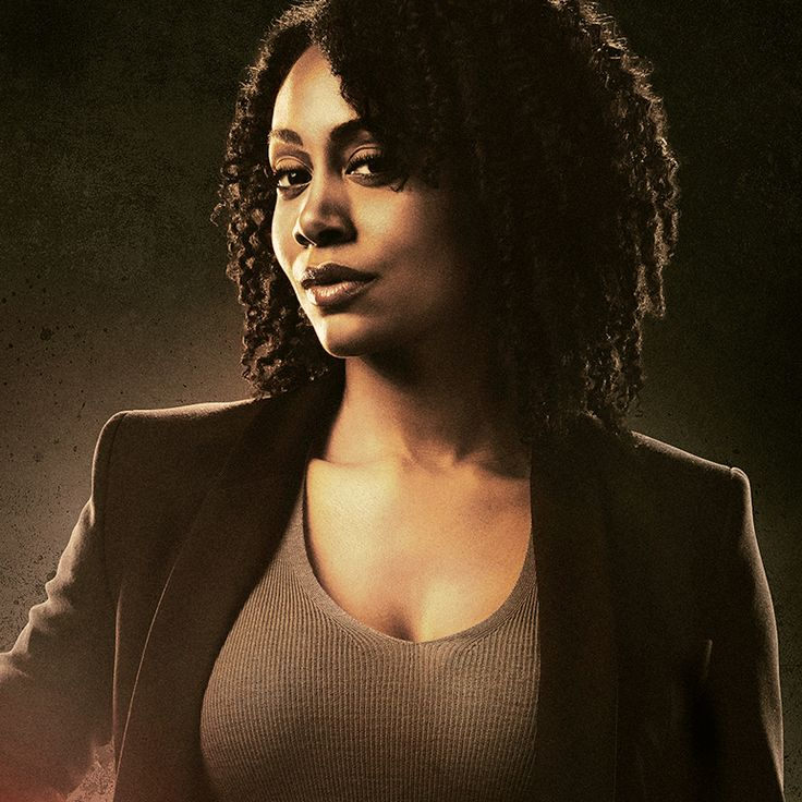 These Are The Products Simone Missick Uses For Her 'Luke Cage' Twist Out