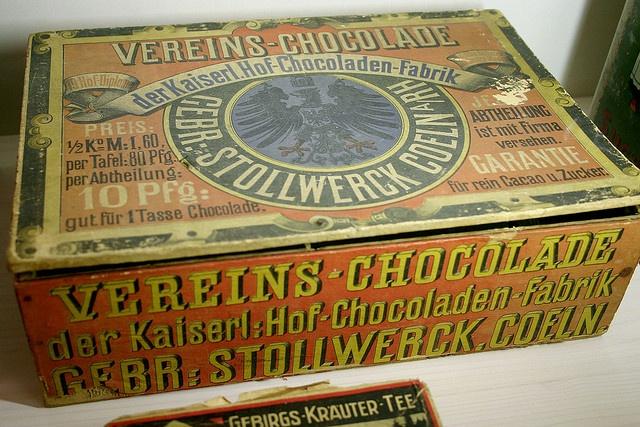 Vereins-Chocolade by Florian Hardwig, via Flickr