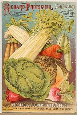 Old Seed Packets to Print   Uploaded to Pinterest