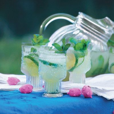 Tequila Mojitos - Game-Day Drinks - Southern Living