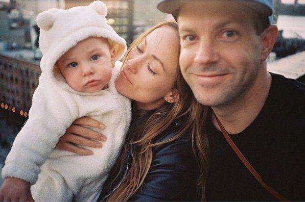 Pictures of Jason Sudeikis and Olivia Wilde's Son Otis | POPSUGAR Celebrity
