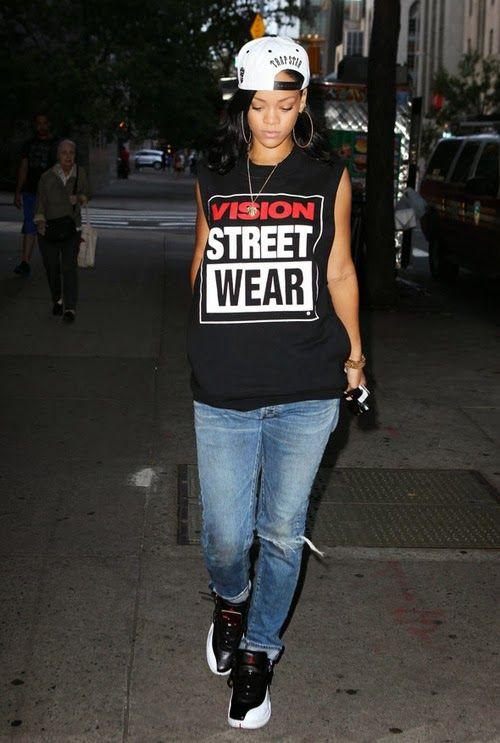 i-con: Αντιγράψτε το look της Rihanna!