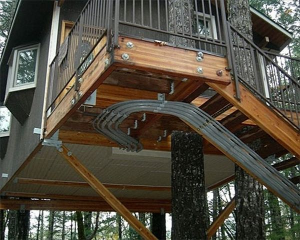 Easy Simple Tree House Plans | 33 Simple and Modern Kids Tree House Designs