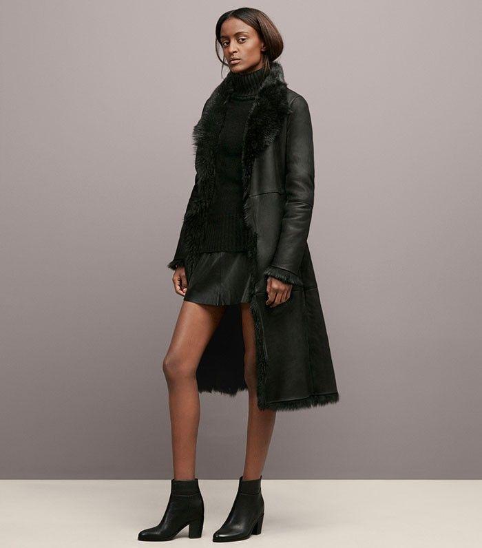 The Winter Coat Trend Gigi Hadid Loves via @WhoWhatWear