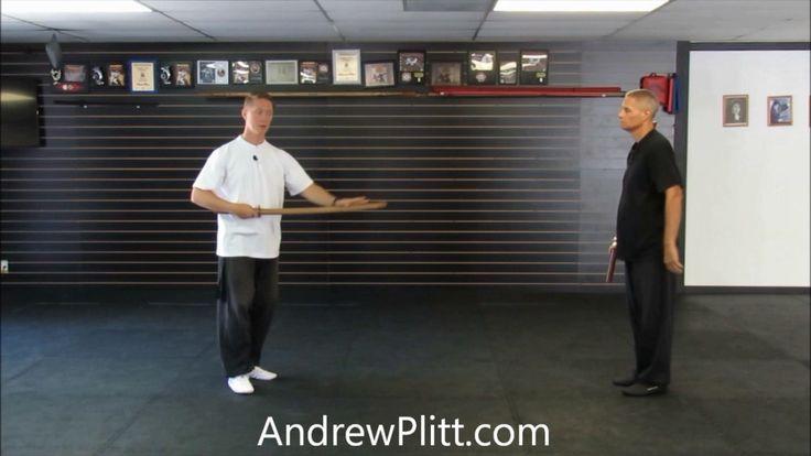 Tai Chi Q&A: Yang Tai Chi 13 Saber Form, Line 3 Move 1 (yang shi taijidao)
