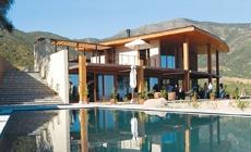 Clos Apalta Lodge, Colchagua Valley, Chile