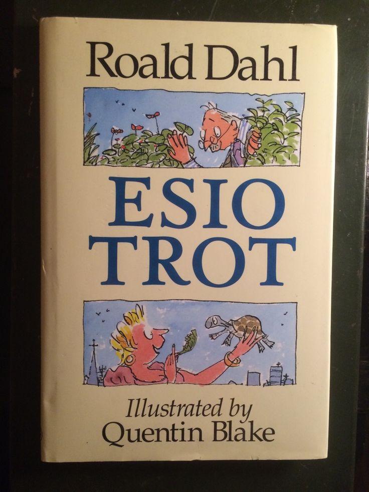 SOLD: Roald Dahl, Esio Trot, 1st edition - https://www.ebay.co.uk/itm/292163787027