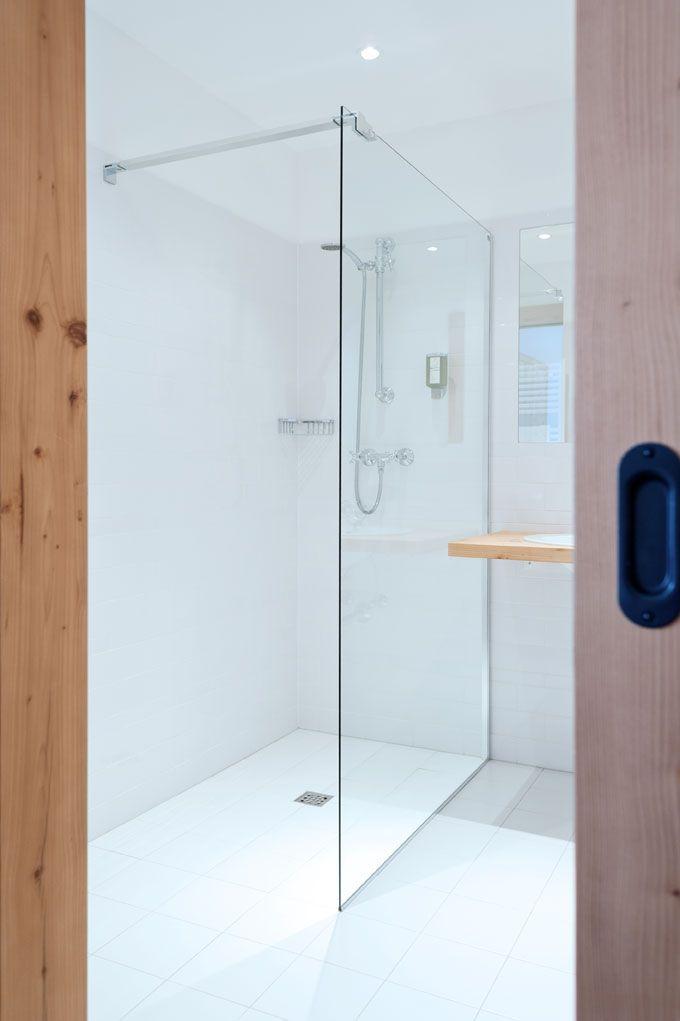 Bath zone: #shower in total relax #Dusche #bathroom #Badezimmer