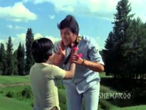 Jawani O Diwani Tu Zindabad | Rajesh Khanaa, Asha Parekh & Vinod Khanna | Kishore Kumar