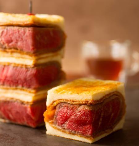 5千円の「ビフカツサンド」がホテルニューオータニ大阪に!ステーキよりうまい、らしい?