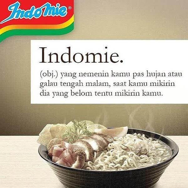 comma wiki #indomie