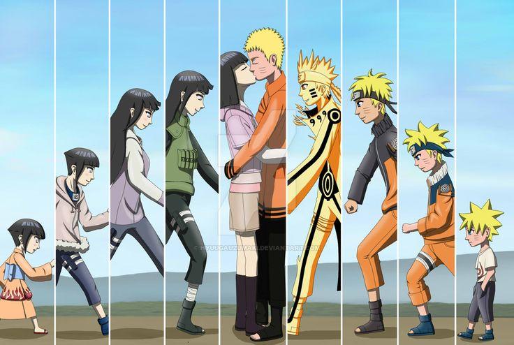 Naruto and Hinata by HyuugaUzumaki