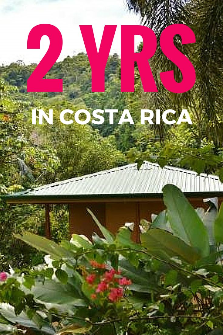 Insights from our first 2 years in Costa Rica. What expat life has been like for us plus a big announcement!
