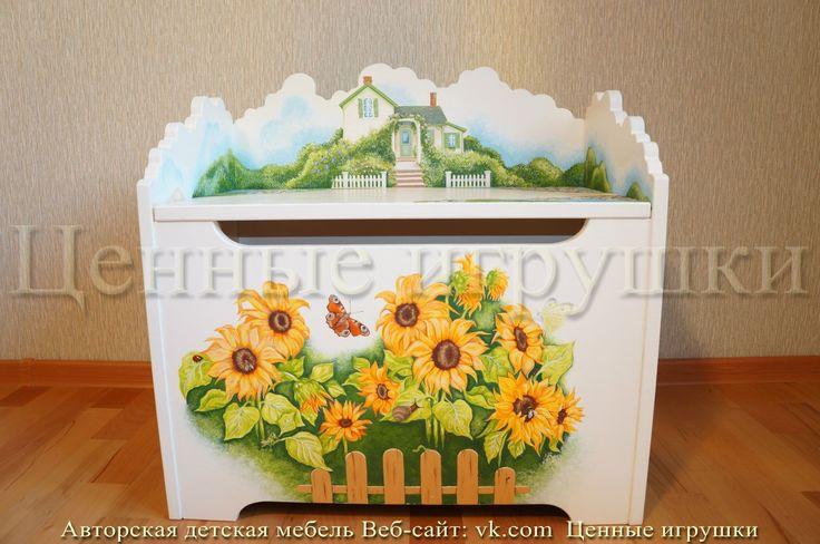 Ящики для игрушек, идеи для детской, детская мебель, для мальчиков и девочек