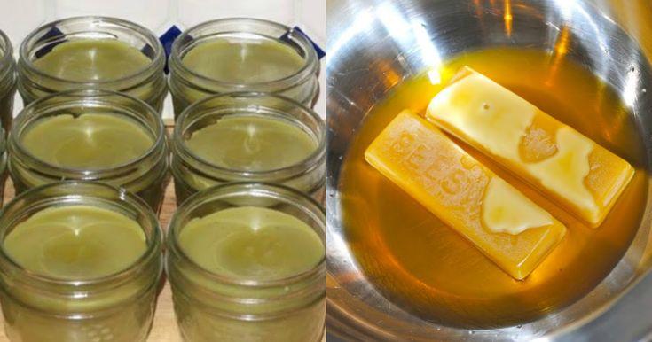 Άλλο ένα απίστευτο προϊών της μέλισσας είναι το κερί, το οποίο σε συνδυασμό με το αγνό λάδι ελιάς μπορεί να θεραπεύσει πραγματικά τα πά...