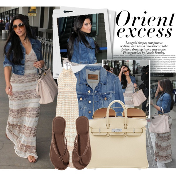 Celebrity Style Kim Kardashian Created By