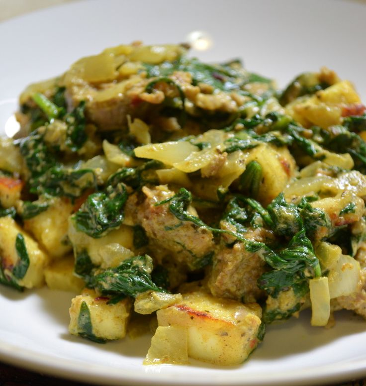 Saag Paneer | Asian persuasion | Pinterest
