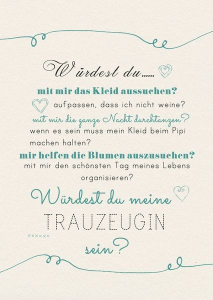 A6 postcard for a friend or bridesmaid in sand/turquoise gloss optic paper thickness 235 g/m2 gift for bridesmaid or mattor