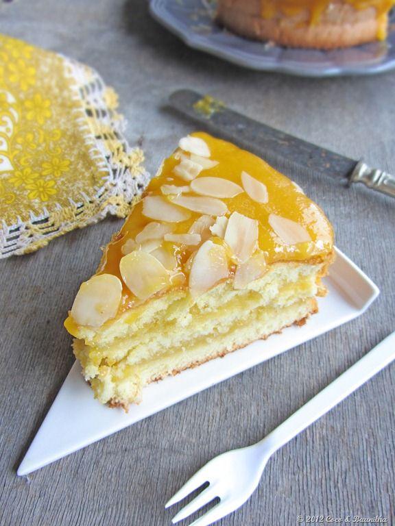 sweet egg layer cake (bolo de ovos moles)