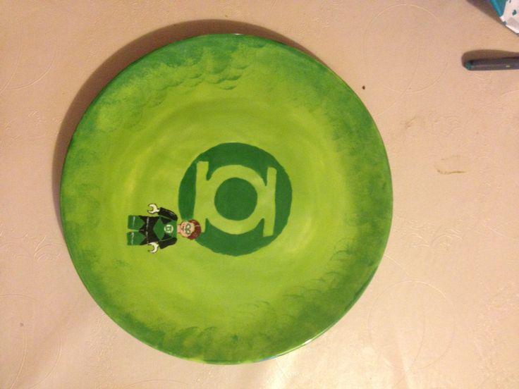 Zöld Lámpás Csabinak
