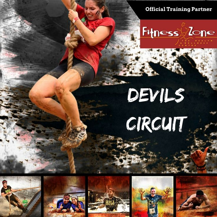 3 Days left to go…  Fitness Zone is the Official Training partner of #Swift #Devils #Circuit which is the no.1 Obstacle race in India.  It is happening on 5th March at #Chopdem near #Morjim.  #FitnessZone #Goa #DevilsCircuit #Obstacle #Race