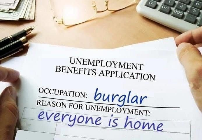 Instagram Post By Ken Camp May 24 2020 At 3 32am Utc In 2020 Funny Picture Quotes Unemployment Humor Jokes