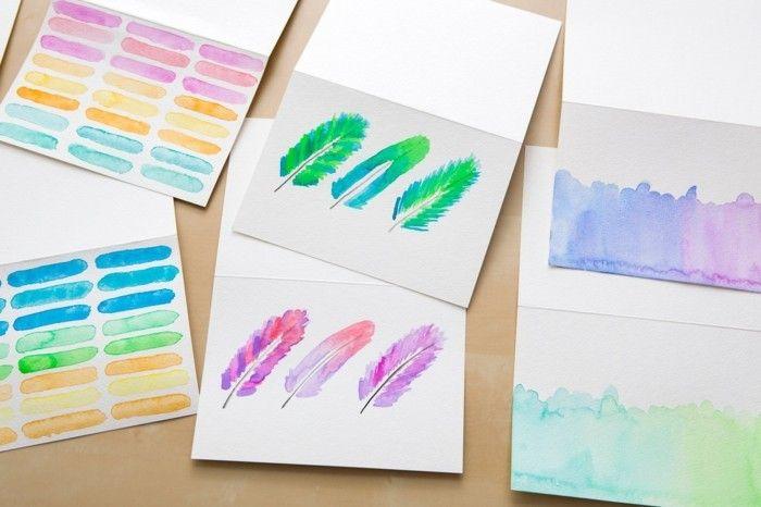 Carte de bon anniversaire – 68 idées que vous pouvez réaliser vous-mêmes
