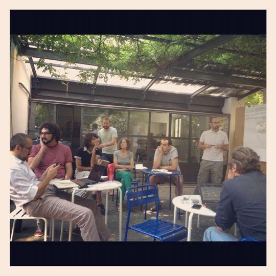 Barra A. Habitat per Azioni nel Milano, Lombardia