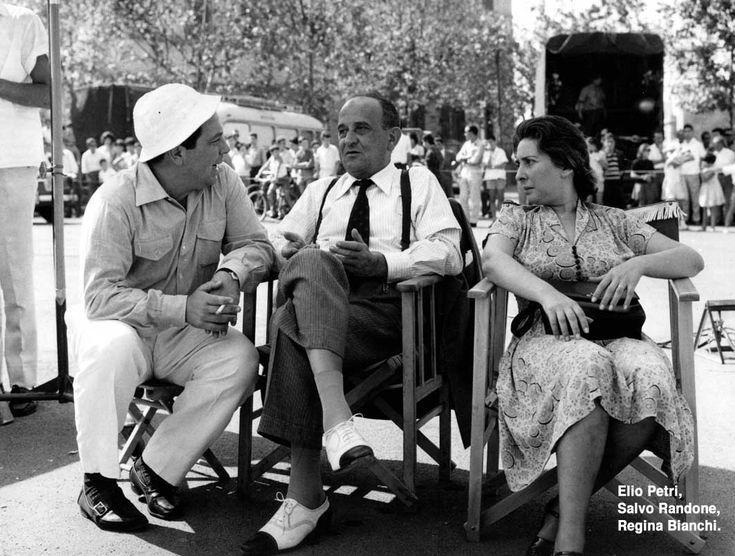 Elio Petri - Salvo Randone - Regina Bianchi I giorni contati, 1962