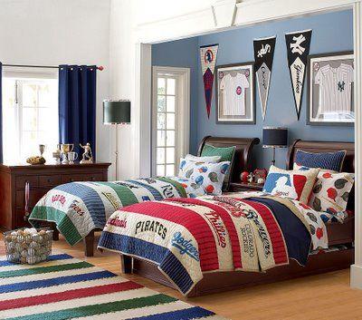 Boys Room Sports, Baseball Bedrooms, Golf Theme Nursery, Hockey