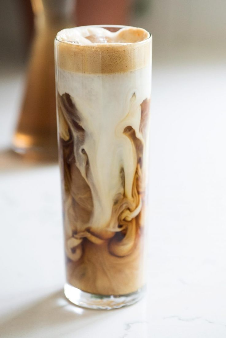 Lavender Iced Nespresso Coffee