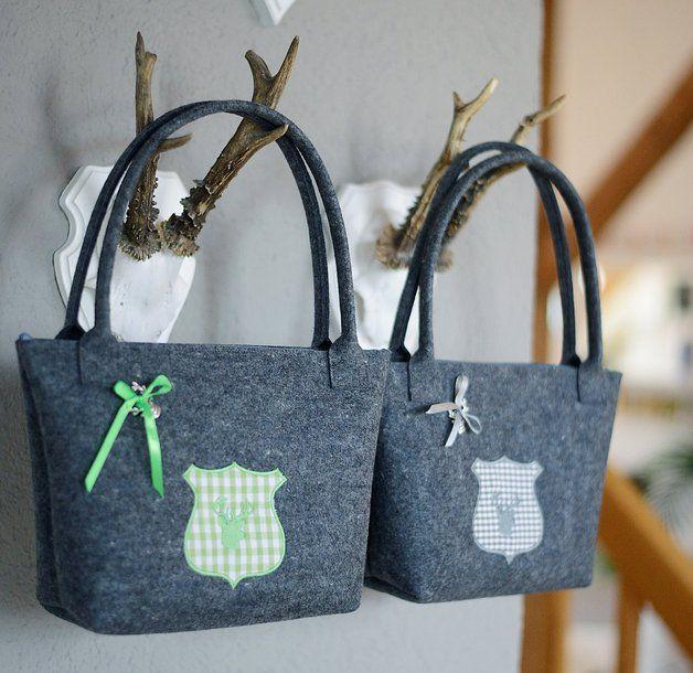 Trachtentaschen - Trachtentasche - ein Designerstück von -bergkindl- bei DaWanda