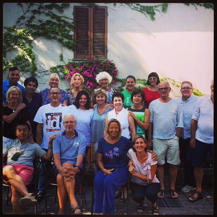 Happy Australian guests! July 2015