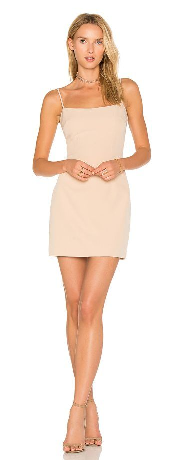 Mini Slip Dress by Milly. Poly blend. Dry clean only. Fully lined. Hidden back zipper closure. MILL-WD831. 195 IC 013469. The MILLY collection ...