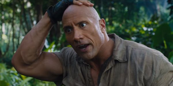 The Rock Says Jumanji: Welcome To The Jungle Will Contain Nods To Star Wars And Indiana Jones #FansnStars