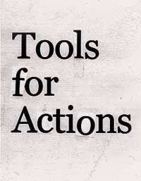 Lots of different, you guessed it, Tools for Actions. #GU