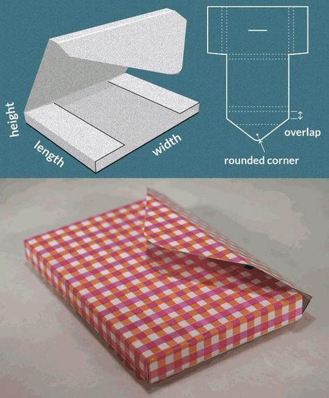 paper cd case template