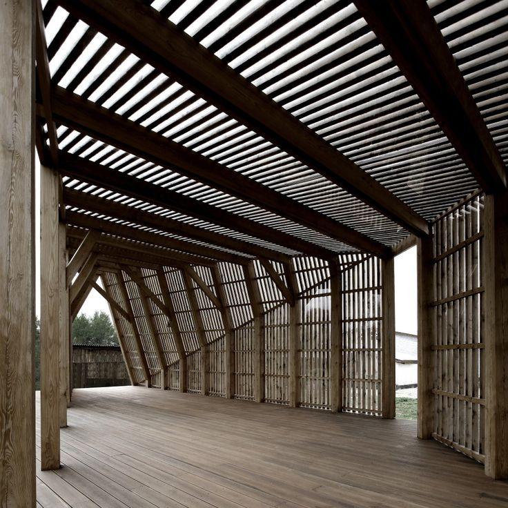#summerhouse #meditative / Khachaturian Architects