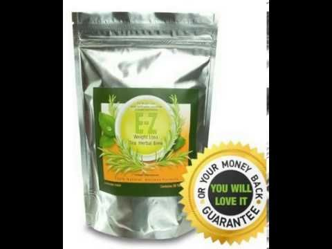 Easy E Z Herbal Weight Loss Tea   Natural Weight Loss Body Cleanse and Appetite Control  Proven Wei