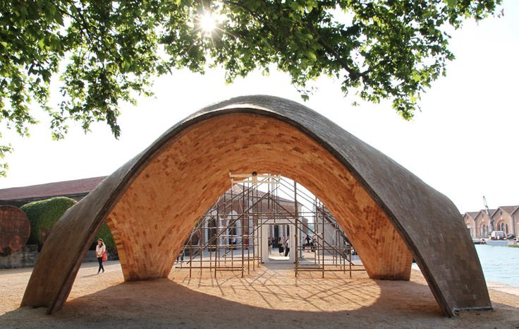 venice architecture biennale: droneport by norman foster
