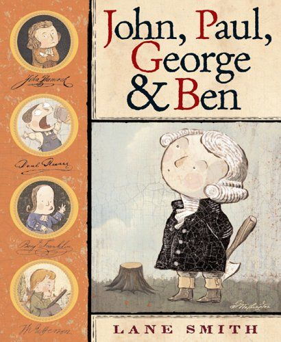 Cute book to introduce the Revolutionary War.  There's a video too narrated by James Earl Jones...  nicely done.