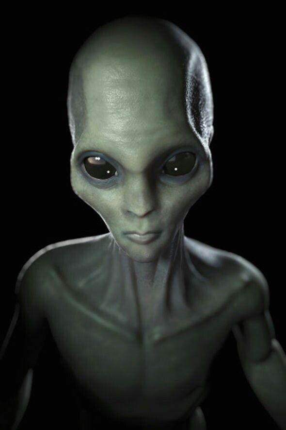 extraterrestre x files