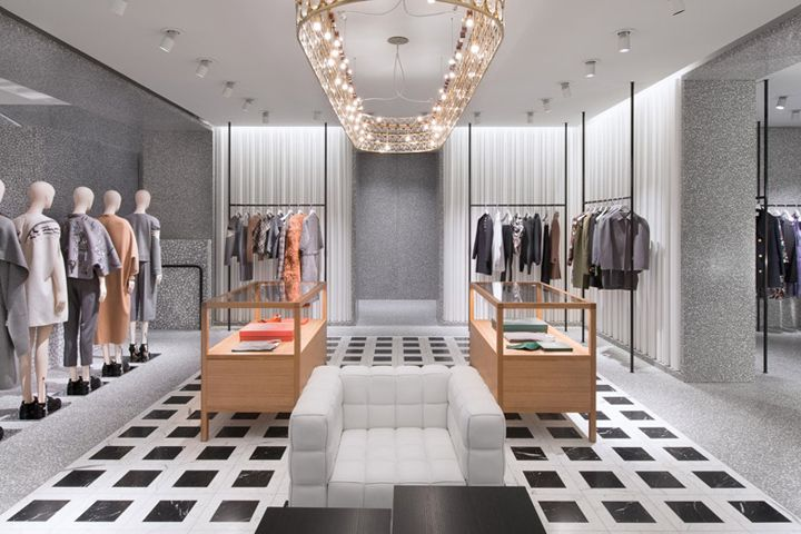 Retail Shop Fit Out Pinterest Valentino York And Blog